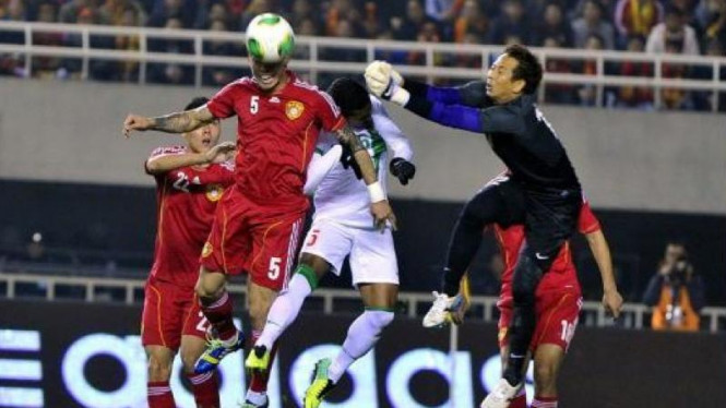 China vs Indonesia