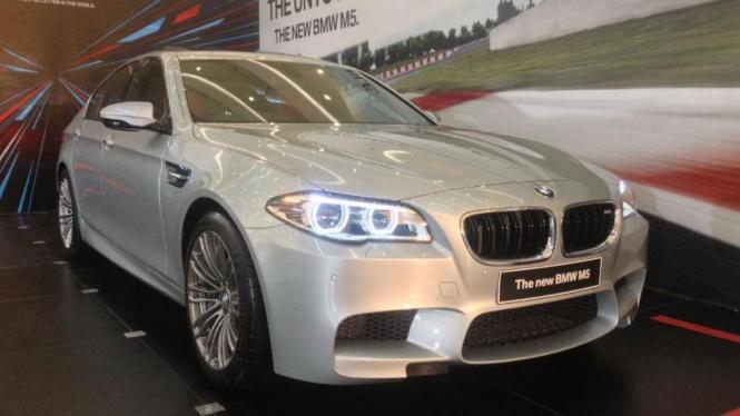 Peluncuran New BMW M5 di Jakarta