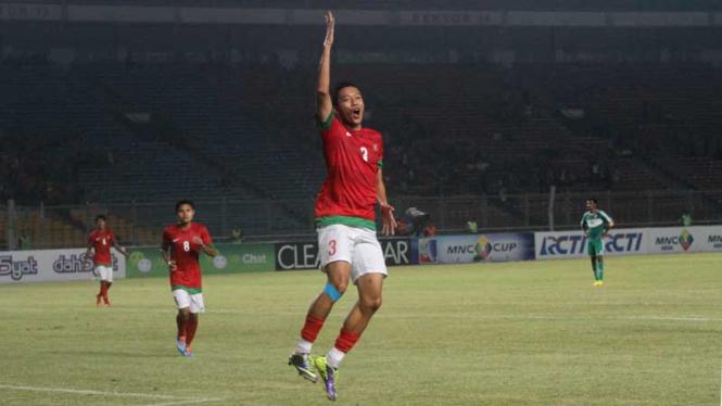 Indonesia Juara Turnamen Mini MNC Cup 2013