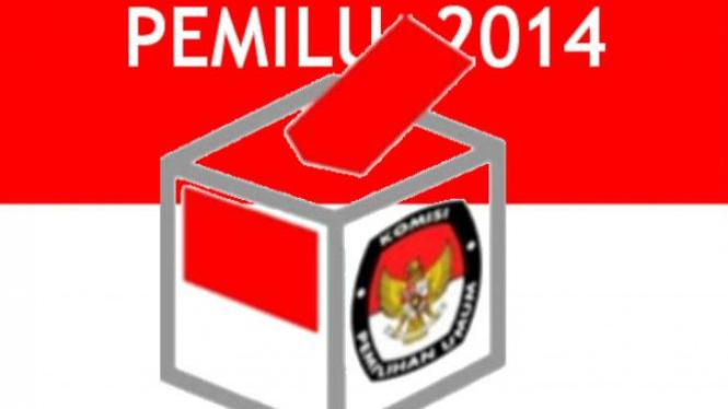 Pemilu 2014.
