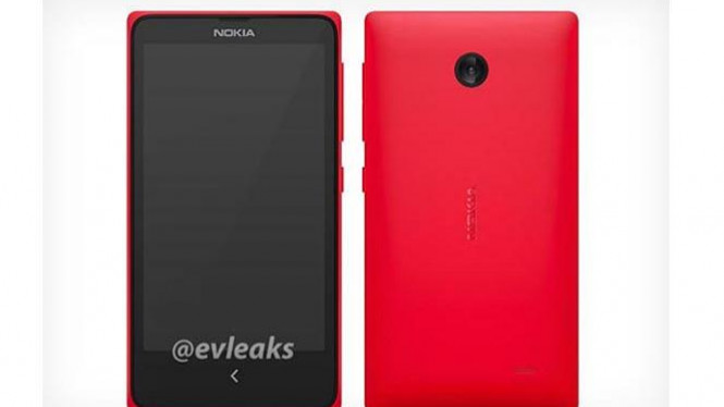 Ponsel Nokia Android