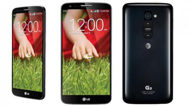 LG G2 Versi Mini