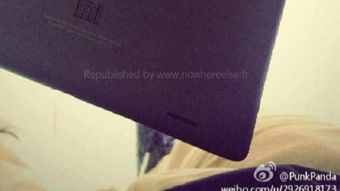 Nampak bocoran foto dari salah satu akun di Weibo