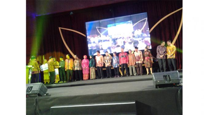 Para Pemenang Anugerah Produk Pertanian Berdaya Saing 2013