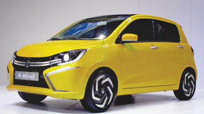 Suzuki A:Wind