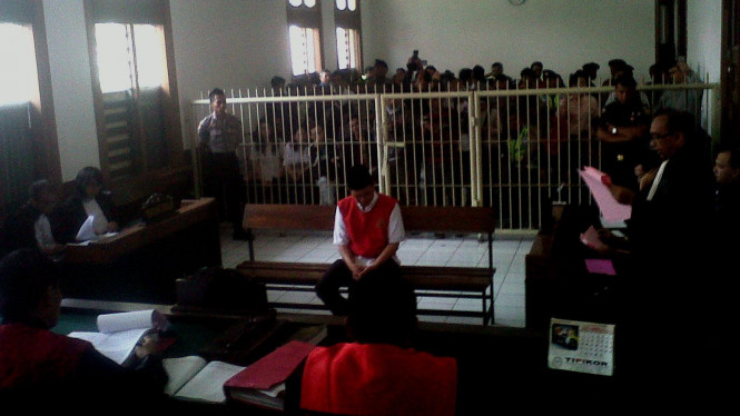 Sidang pembunuhan Francisca Yofie