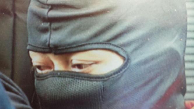 Anggota teroris dibekuk