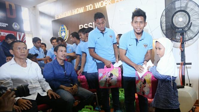 Pelepasan Timnas U-23 ke Myanmar