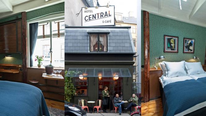 Central Hotel & Cafe