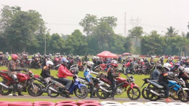 ambore Nasional (Jamnas) Yamaha Riders Federation Indonesia (YRFI)