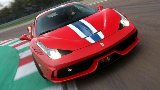 New 458 Speciale