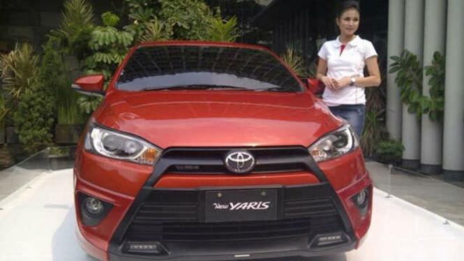 All New Yaris diproduksi Indonesia