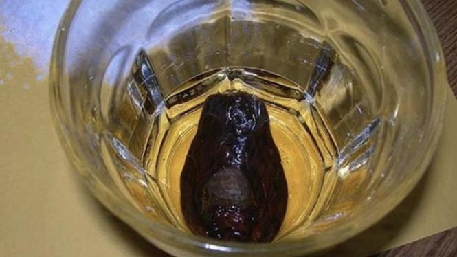 Sourtoe Cocktail, Koktail Rasa Jempol