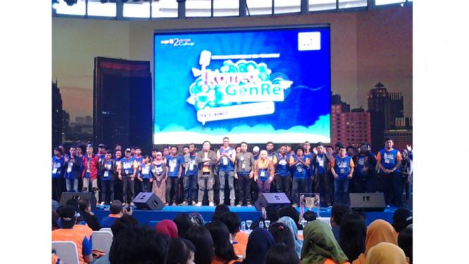 Grand Final Komedi Genre BKKBN 2013