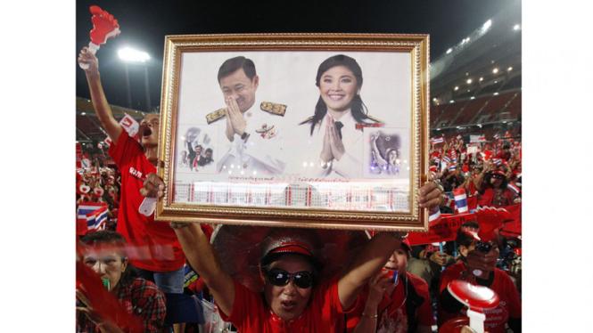 Thaksin Shinawatra Sorot