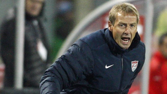 Pelatih Amerika Serikat, Jurgen Klinsmann