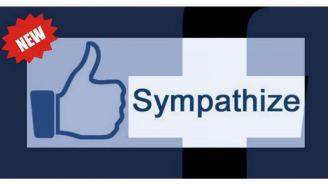 Symphatize Button dari Facebook