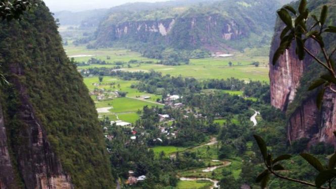 Lembah Harau, Bukittinggi