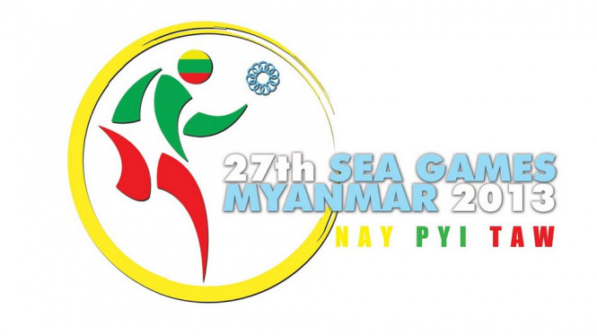 Logo SEA Games 2013 Myanmar