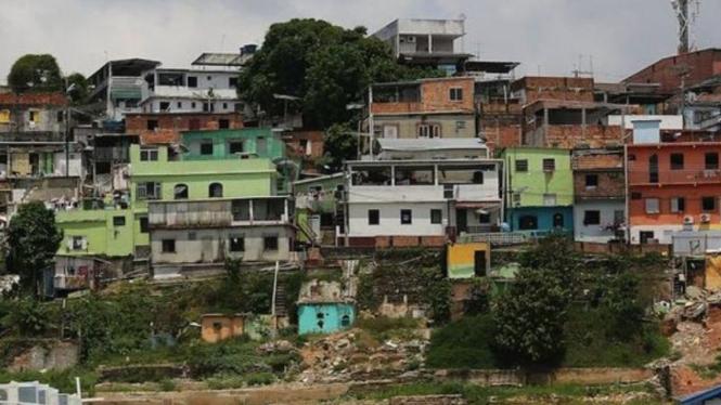 Sudut kota Manaus