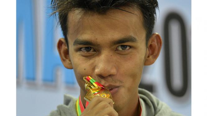 Renang Sumbang Satu Emas di Sea Games