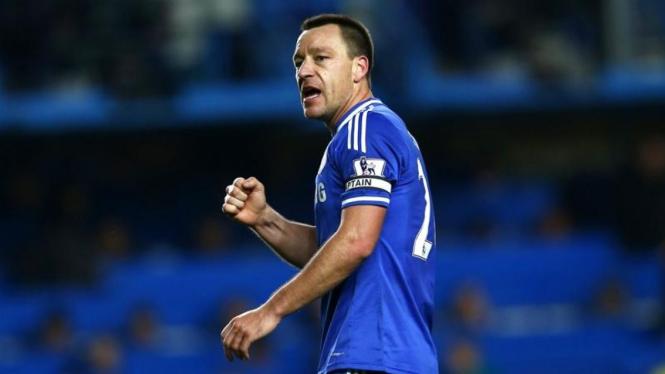 Kapten Chelsea, John Terry