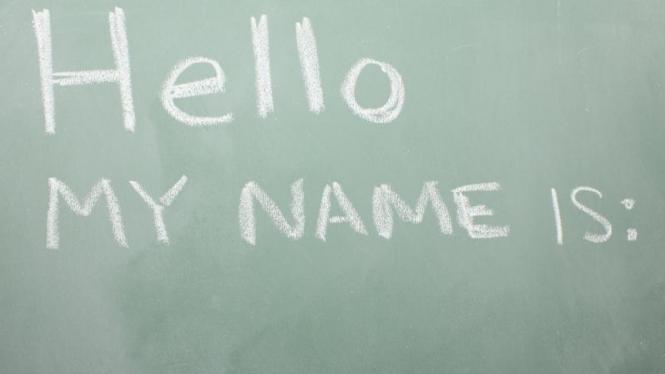 Ilustrasi nama orang