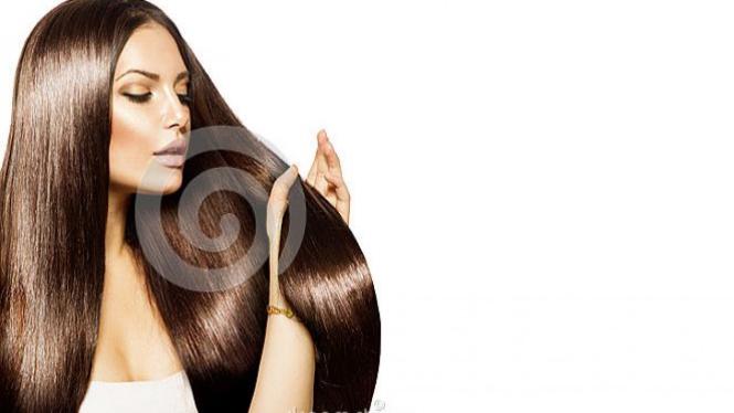 rambut halus lembut