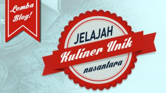 Lomba Blog Jelajah Kuliner