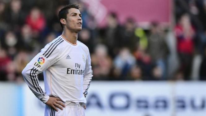 Pemain Real Madrid, Cristiano Ronaldo