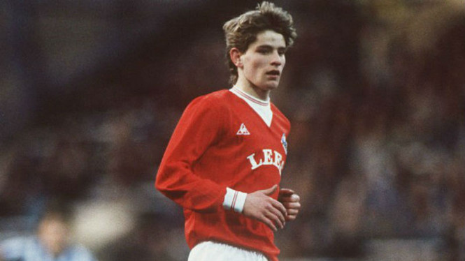 Mantan Pemain Liverpool, Wayne Harrison