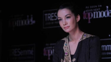 Nadya Hutagalung Jadi Juri Asia's Next Top Model