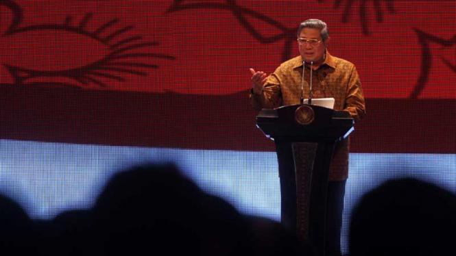 """Peluncuran Buku Presiden SBY """"Selalu Ada Pilihan"""""""