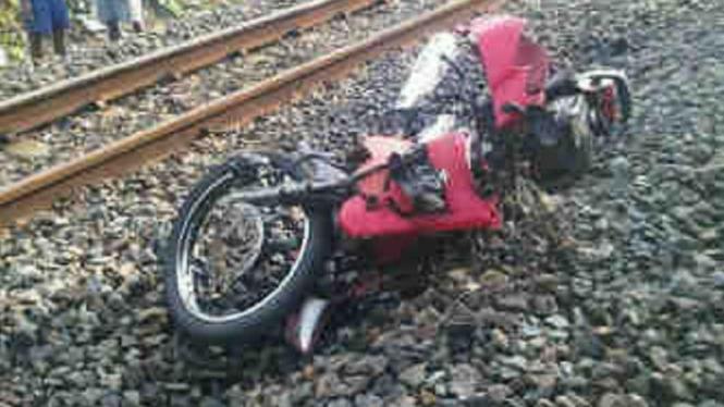 Kecelakaan kereta