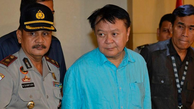 Buron KPK Anggoro Widjojo Ditangkap di China