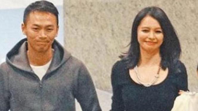 Vivian Hsu dan Sean Lee