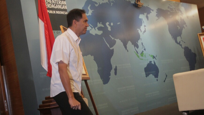 Gita Wirjawan Mundur Sebagai Menteri Perdagangan