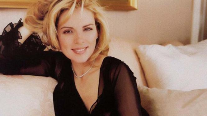 Aktris senior Inggris, Kim Cattrall.