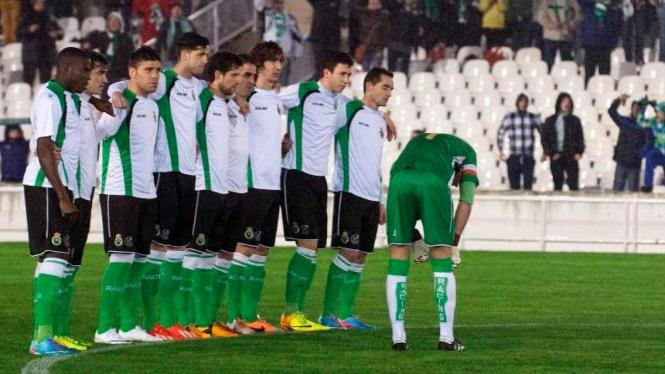 Pemain Racing Santander memboikot Copa Del Rey