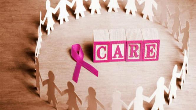 Ilustrasi Peduli kanker payudara
