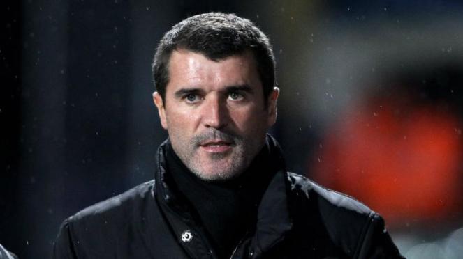 Mantan pemain Menchester United, Roy Keane
