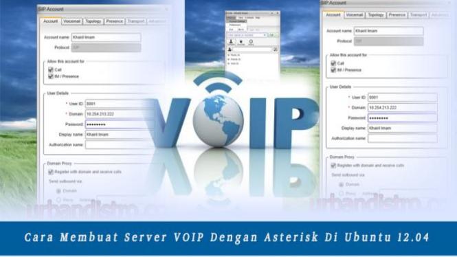 Cara Membuat Server VOIP dengan Asterisk di Ubuntu 12 04 - VIVA