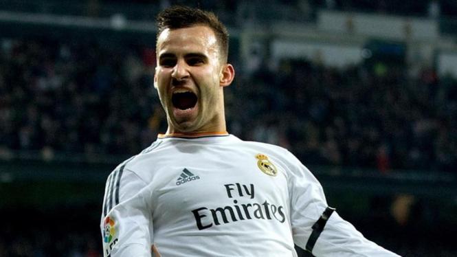 Striker Real Madrid, Jese Rodriguez