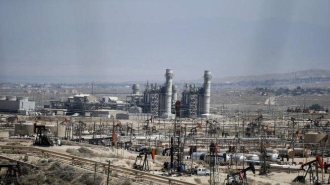 Ladang minyak Amerika Serikat