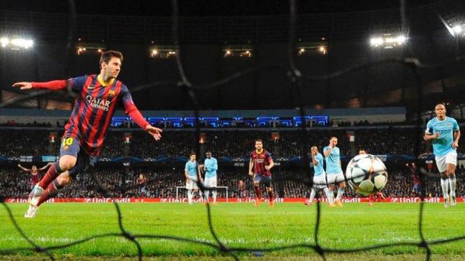 Pemain Barcelona, Lionel Messi