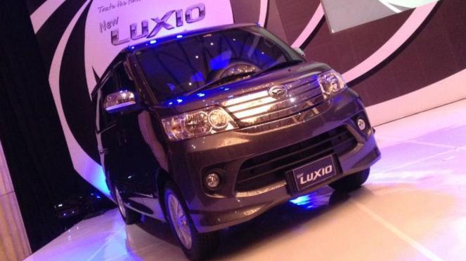 New Daihatsu Luxio