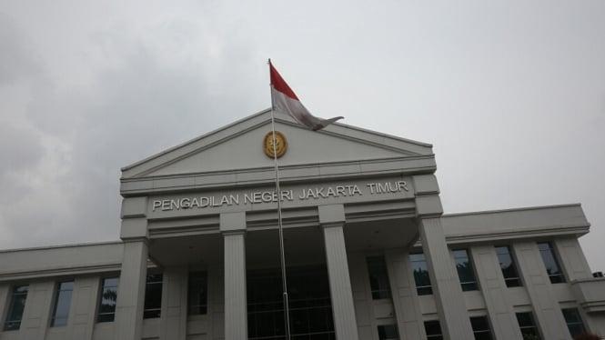 Gedung Pengadilan Negeri Jakarta Timur