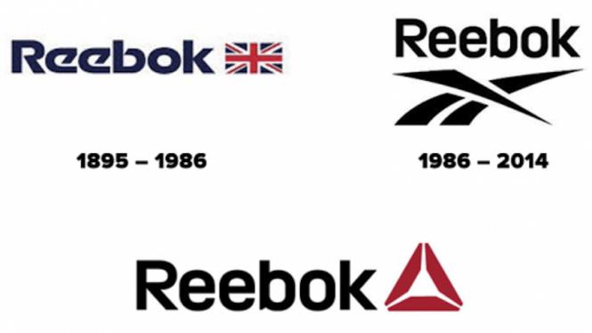 Ini Logo Baru Reebok