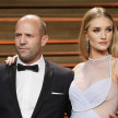 Jason Statham dan Rosie Huntington-Whiteley