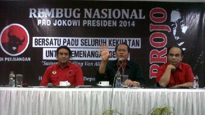 Pro Jokowi (ProJo)